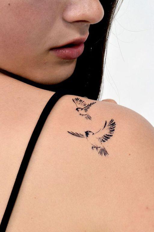 Galerie Le Tatouage Oiseau Crock Ink Tatouage Nancy