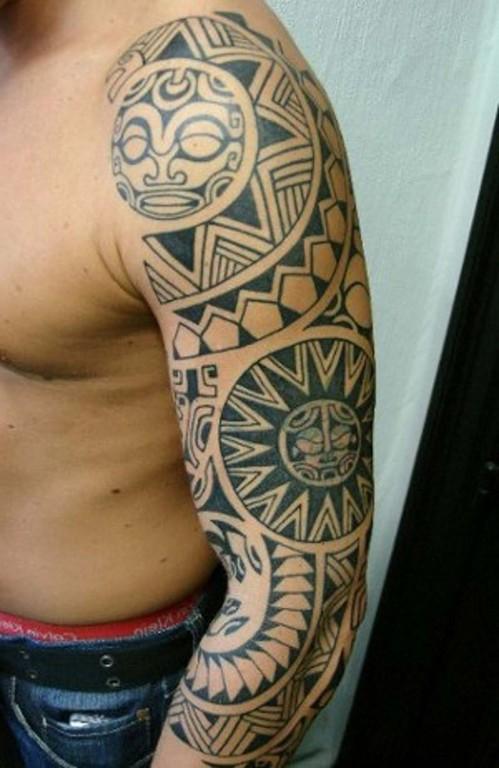 Les Tatouages Azteques Et Mayas Crock Ink Tatouage Nancy