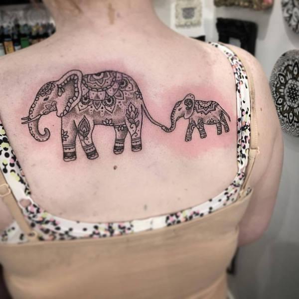 Tatouage Famille Choisir Le Bon Motif Crock Ink Tatouage Nancy