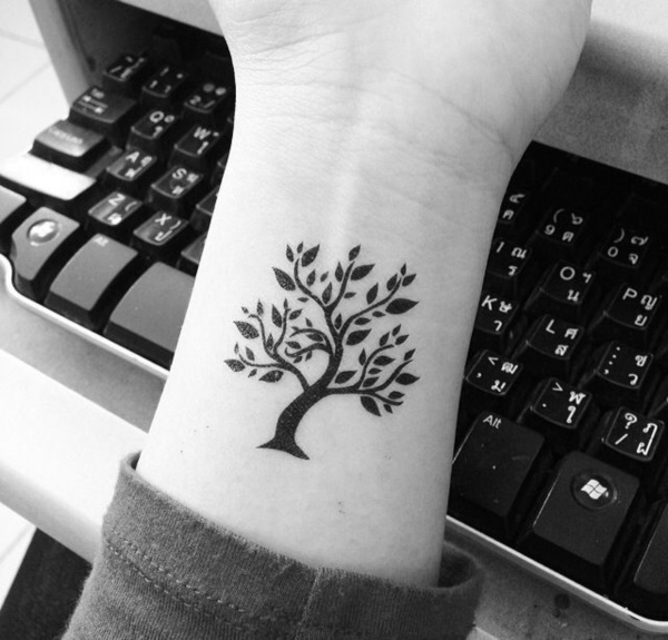 Galerie Les Tatouages D Arbres Crock Ink Tatouage Nancy