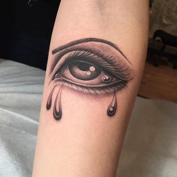 Galerie L œil Et Les Yeux Dans Le Tatouage Crock Ink Tatouage Nancy