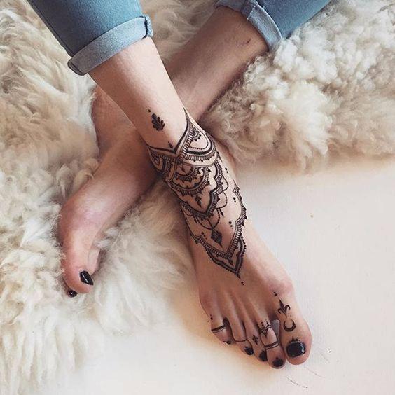 tatouage mandala : signification et galerie - crock'ink tatouage nancy