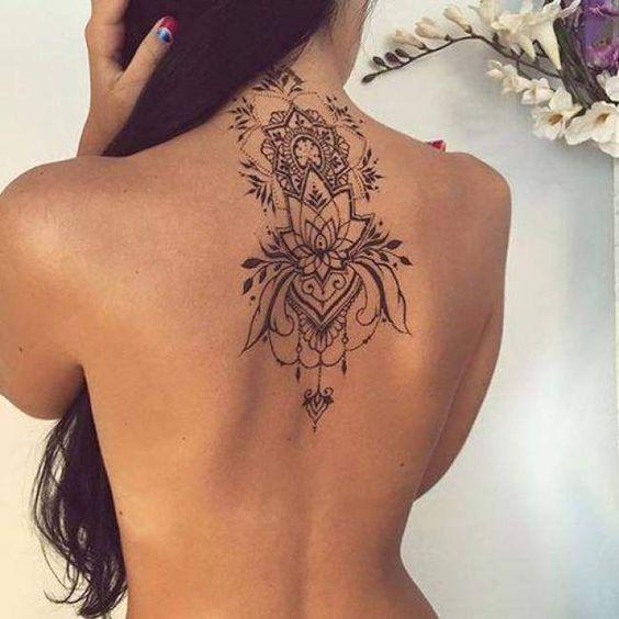 Tatouage Nancy  ce qu\u0027il faut savoir sur le tattoo mandala