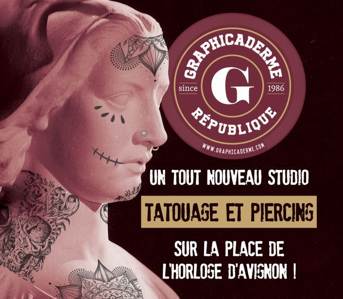 Un Nouveau Studio De Tatouage A Avignon Crock Ink Tatouage Nancy
