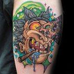 crock-ink-meilleur-tatoueur-nancy-tatouage-rick-morty