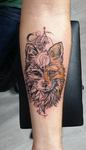 meilleur-tatoueur-nancy-crock-ink-tattoo-renard
